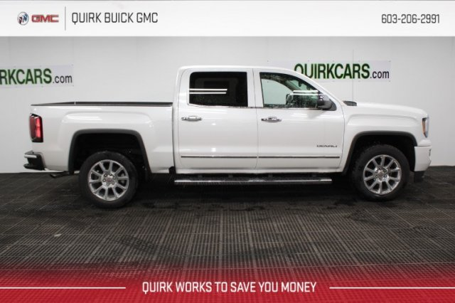 2018 Sierra 1500 Crew Cab 4x4,  Pickup #G15644 - photo 3
