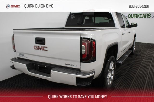 2018 Sierra 1500 Crew Cab 4x4,  Pickup #G15644 - photo 2