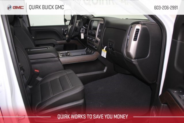 2019 Sierra 2500 Crew Cab 4x4,  Pickup #G15657 - photo 10