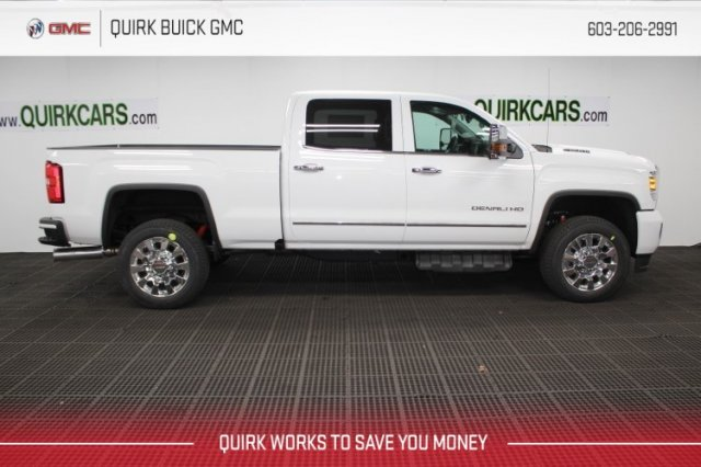 2019 Sierra 2500 Crew Cab 4x4,  Pickup #G15657 - photo 3