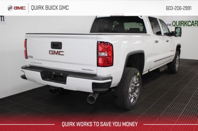 2019 Sierra 2500 Crew Cab 4x4,  Pickup #G15657 - photo 2