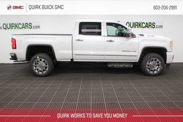 2019 Sierra 2500 Crew Cab 4x4,  Pickup #G15658 - photo 3