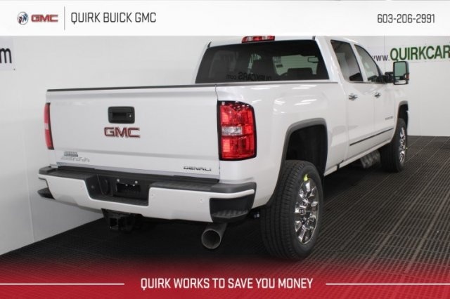 2019 Sierra 2500 Crew Cab 4x4,  Pickup #G15658 - photo 2
