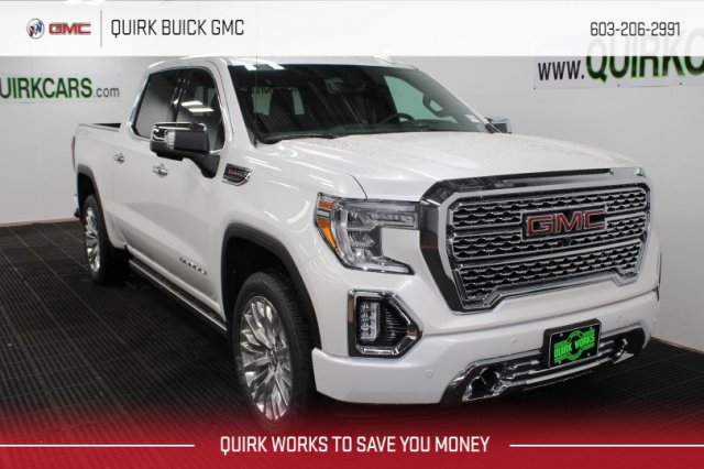 2019 Sierra 1500 Crew Cab 4x4,  Pickup #G15712 - photo 1