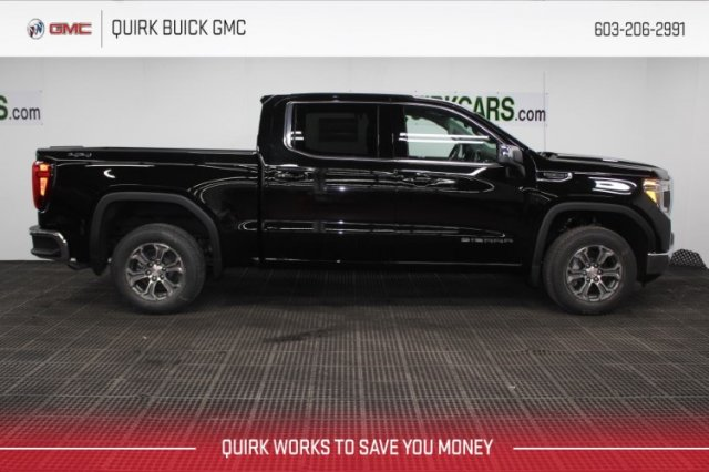 2019 Sierra 1500 Crew Cab 4x4,  Pickup #G15788 - photo 3