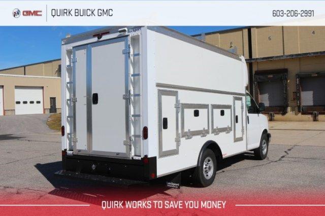 2019 Savana 3500 4x2, Rockport Service Utility Van #G16236 - photo 1