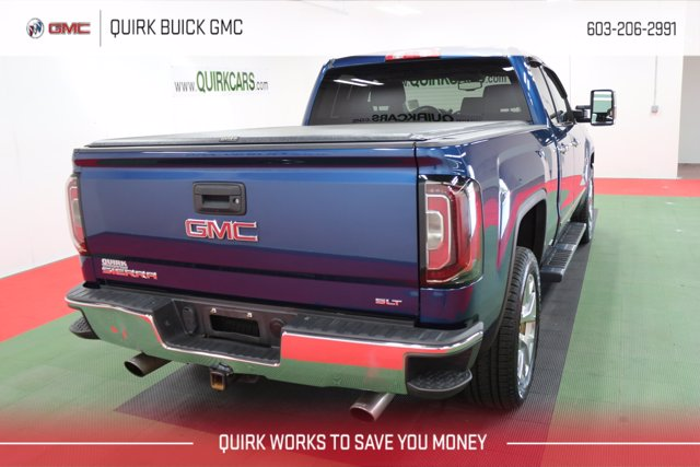 2017 GMC Sierra 1500 Double Cab 4x4, Pickup #G17361A - photo 1