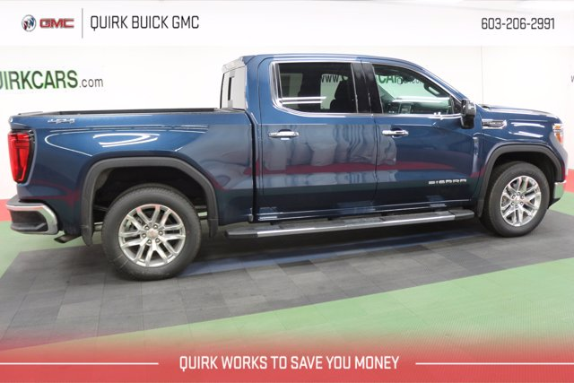2020 GMC Sierra 1500 Crew Cab 4x4, Pickup #G17393 - photo 3
