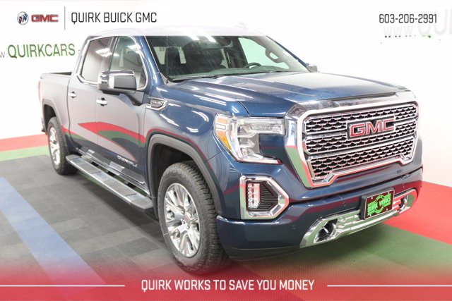 2020 GMC Sierra 1500 Crew Cab 4x4, Pickup #G17399 - photo 1