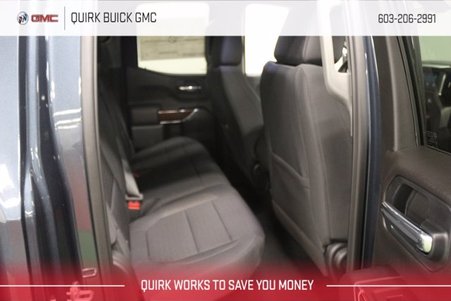 2020 GMC Sierra 1500 Double Cab 4x4, Pickup #G17437 - photo 11