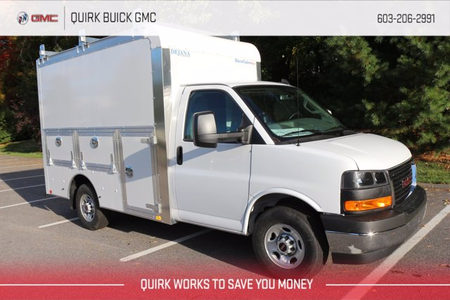 2020 GMC Savana 3500 4x2, Dejana Service Utility Van #G17471 - photo 1