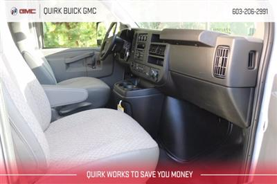 2020 GMC Savana 3500 RWD, Dejana DuraCube Max Service Utility Van #G17471 - photo 10