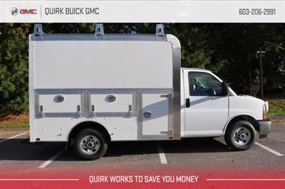 2020 GMC Savana 3500 RWD, Dejana DuraCube Max Service Utility Van #G17471 - photo 3