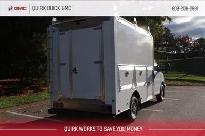 2020 GMC Savana 3500 RWD, Dejana DuraCube Max Service Utility Van #G17471 - photo 2