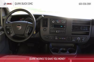 2020 GMC Savana 3500 RWD, Dejana DuraCube Max Service Utility Van #G17471 - photo 6