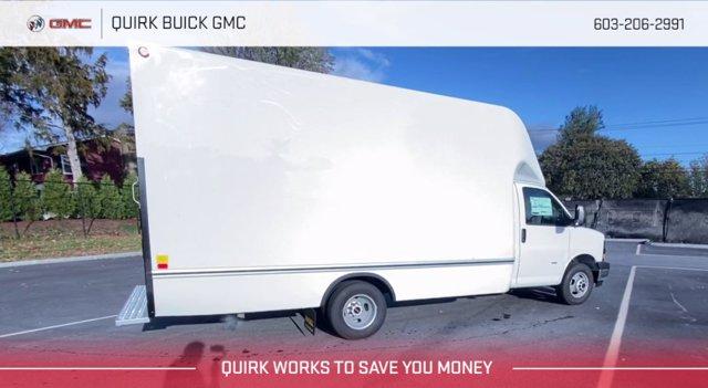 2020 GMC Savana 3500 4x2, Unicell Cutaway Van #G17508 - photo 1