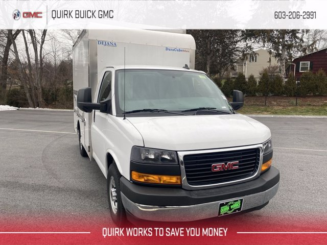 2020 GMC Savana 3500 4x2, Dejana Service Utility Van #G17536 - photo 1