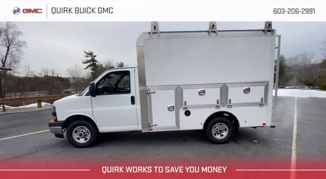2020 GMC Savana 3500 4x2, Dejana DuraBox Max Service Utility Van #G17607 - photo 9