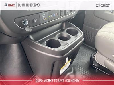 2020 GMC Savana 3500 4x2, Dejana DuraBox Max Service Utility Van #G17607 - photo 10