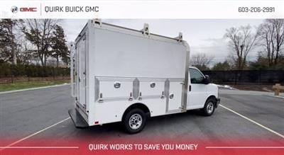 2020 GMC Savana 3500 4x2, Dejana DuraBox Max Service Utility Van #G17607 - photo 2