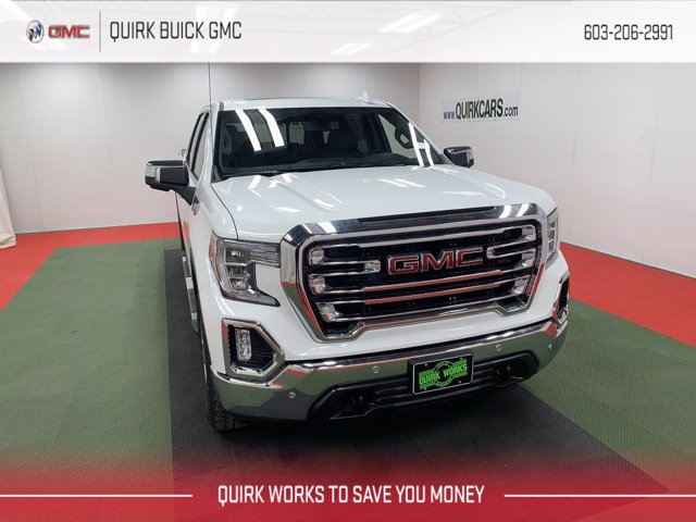 2021 GMC Sierra 1500 Crew Cab 4x4, Pickup #G17632 - photo 1