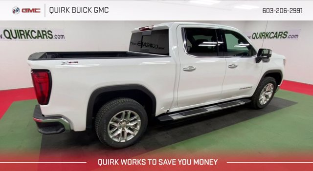 2021 GMC Sierra 1500 Crew Cab 4x4, Pickup #G17632 - photo 2