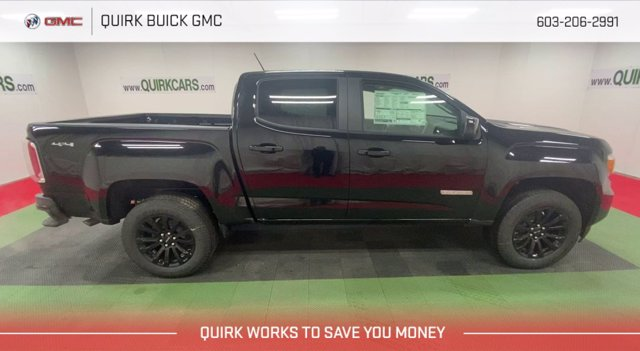 2021 GMC Canyon Crew Cab 4x4, Pickup #G17712 - photo 5