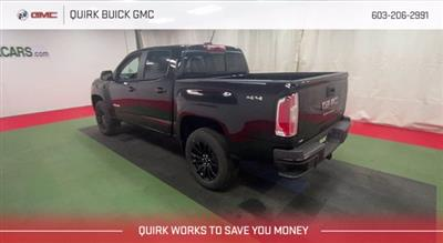 2021 GMC Canyon Crew Cab 4x4, Pickup #G17712 - photo 3