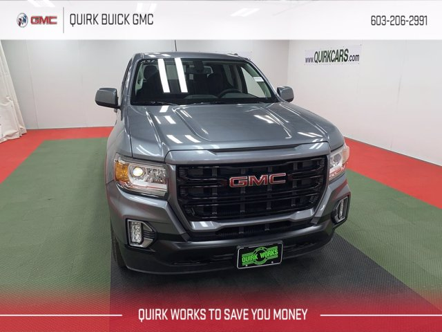 2021 GMC Canyon Crew Cab 4x4, Pickup #G17736 - photo 1