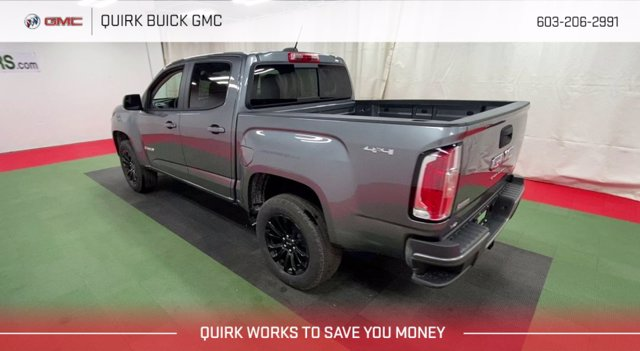 2021 GMC Canyon Crew Cab 4x4, Pickup #G17736 - photo 3