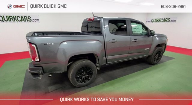 2021 GMC Canyon Crew Cab 4x4, Pickup #G17736 - photo 2