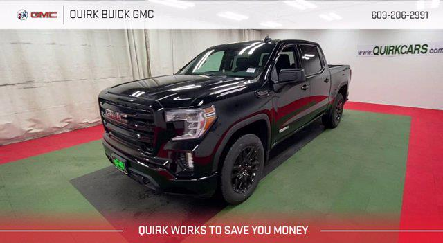 2021 GMC Sierra 1500 Crew Cab 4x4, Pickup #G17802 - photo 8