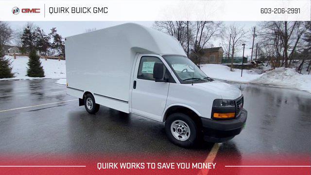 2020 GMC Savana 3500 4x2, Unicell Aerocell CW Cutaway Van #G17823 - photo 6