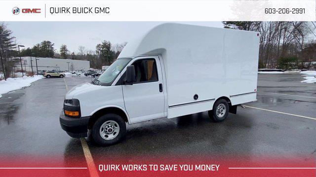 2020 GMC Savana 3500 4x2, Unicell Aerocell CW Cutaway Van #G17823 - photo 8