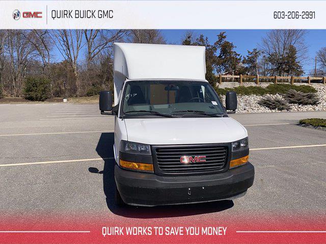 2020 GMC Savana 3500 4x2, Unicell Cutaway Van #G17871 - photo 1