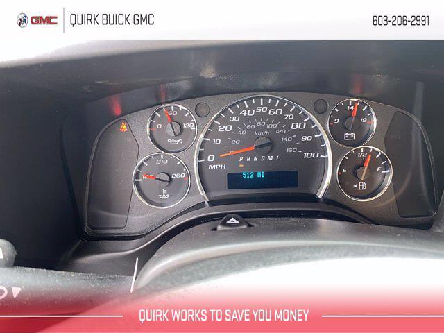 2021 GMC Savana 3500 4x2, Unicell Aerocell CW Cutaway Van #G17943 - photo 11