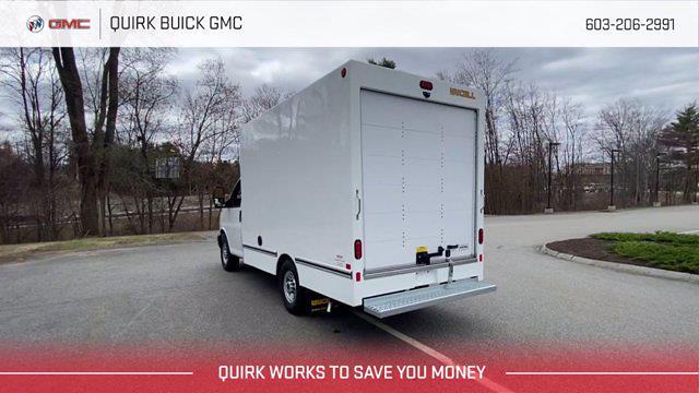 2021 GMC Savana 3500 4x2, Unicell Aerocell CW Cutaway Van #G17943 - photo 3