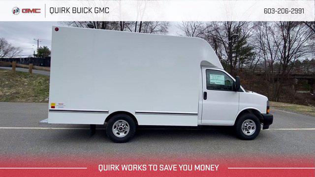 2021 GMC Savana 3500 4x2, Unicell Aerocell CW Cutaway Van #G17943 - photo 5