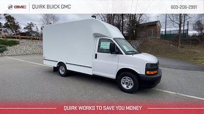 2021 GMC Savana 3500 4x2, Unicell Aerocell CW Cutaway Van #G17943 - photo 6