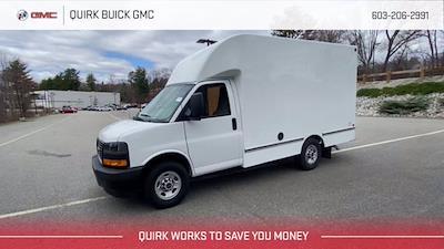 2021 GMC Savana 3500 4x2, Unicell Aerocell CW Cutaway Van #G17943 - photo 8