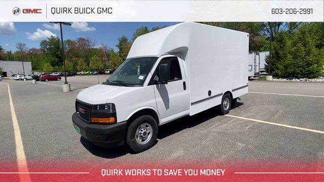 2020 GMC Savana 3500 4x2, Unicell Aerocell CW Cutaway Van #G17988 - photo 8