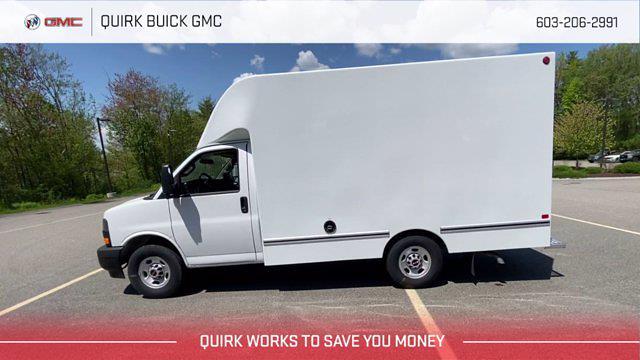 2020 GMC Savana 3500 4x2, Unicell Aerocell CW Cutaway Van #G17988 - photo 9