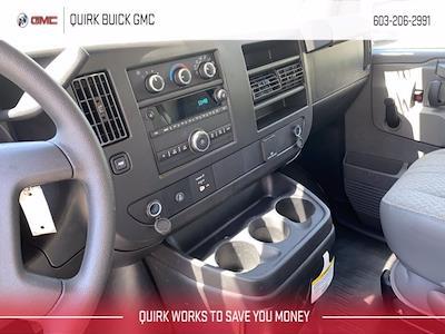 2020 GMC Savana 3500 4x2, Unicell Aerocell CW Cutaway Van #G17988 - photo 10
