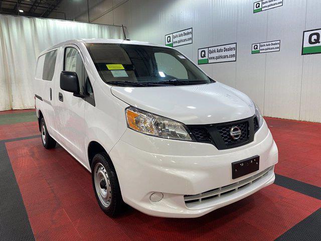 2021 Nissan NV200 FWD, Empty Cargo Van #NS44565 - photo 1
