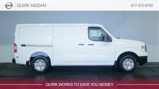 2018 NV2500 Standard Roof,  Empty Cargo Van #NS40734 - photo 3