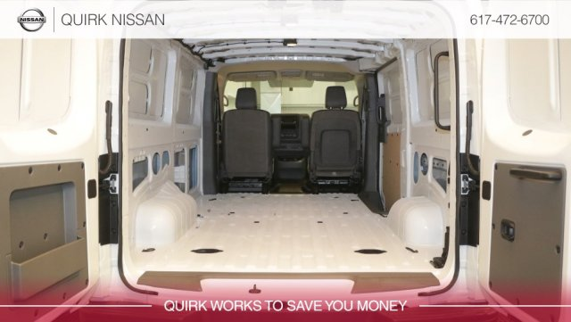 2018 NV2500 Standard Roof,  Empty Cargo Van #NS40775 - photo 2