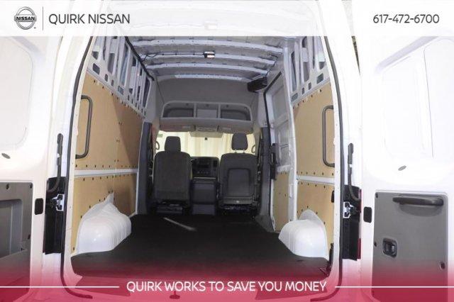 2020 Nissan NV3500 High Roof RWD, Empty Cargo Van #NS42997 - photo 1