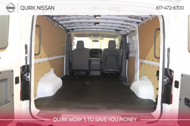 2019 Nissan NV3500 Standard Roof RWD, Empty Cargo Van #NS43236 - photo 1