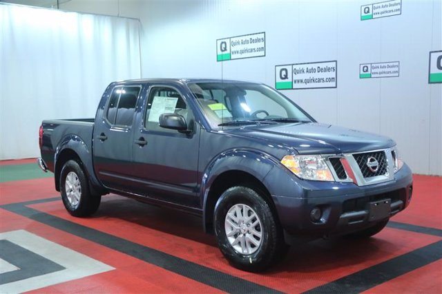 2020 Nissan Frontier Crew Cab 4x4, Pickup #NS43371 - photo 1