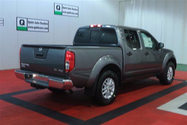 2020 Nissan Frontier Crew Cab 4x4, Pickup #NS43375 - photo 1
